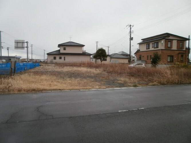 現況写真 敷地面積は広々約198坪!二世帯住宅用地としてもおすすめです。