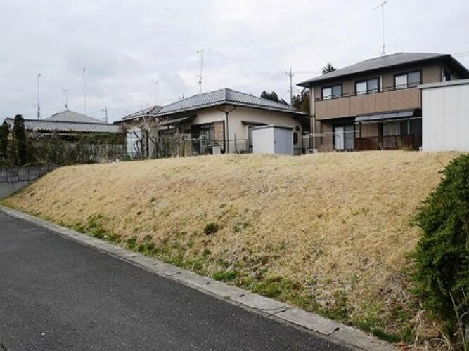 現況写真 松山団地内の閑静な住宅地です。