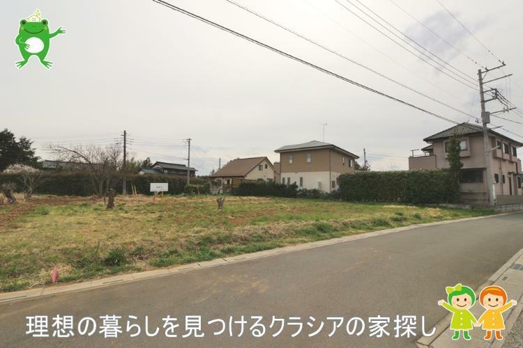 現況写真 「一本松」駅、「坂戸」駅、「北坂戸」駅の3駅利用可能です(2017年4月撮影)