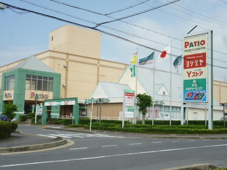 ショッピングセンター パティオ可児ショッピングプラザ