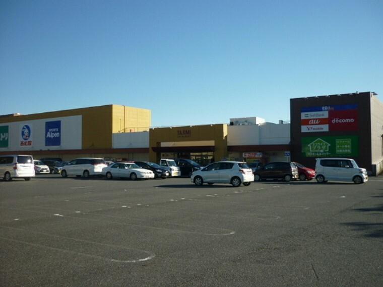 ショッピングセンター TAJIMI intermall