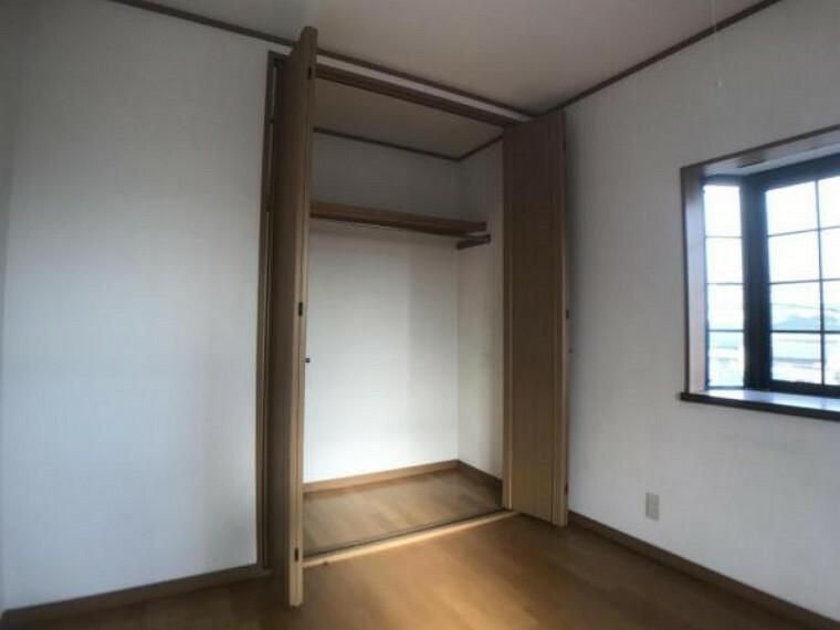 収納 3階洋室6帖、収納スペース