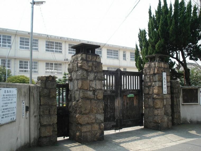 中学校 【中学校】尼崎市立成良中学校まで807m
