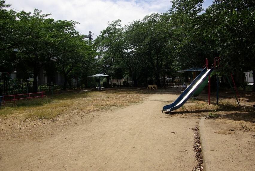 公園 【公園】大物川緑地まで1083m