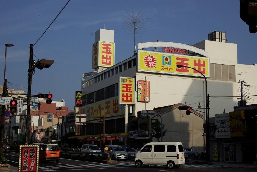 スーパー 【スーパー】スーパー玉出尼崎店まで1029m