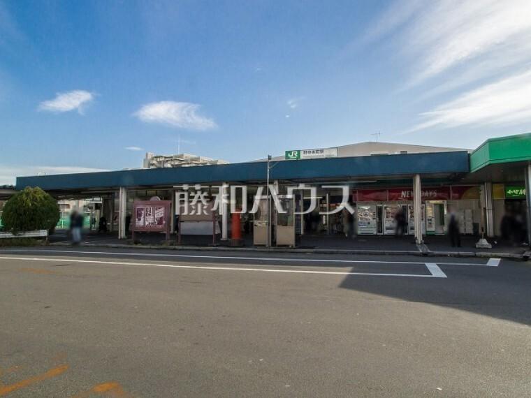 JR南武線・武蔵野線「府中本町」駅