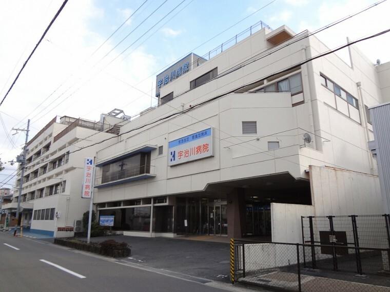 病院 【総合病院】宇治川病院まで400m