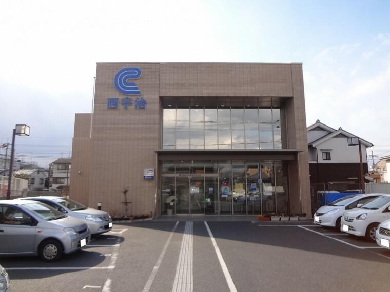 【信用金庫】京都信用金庫 西宇治支店まで800m