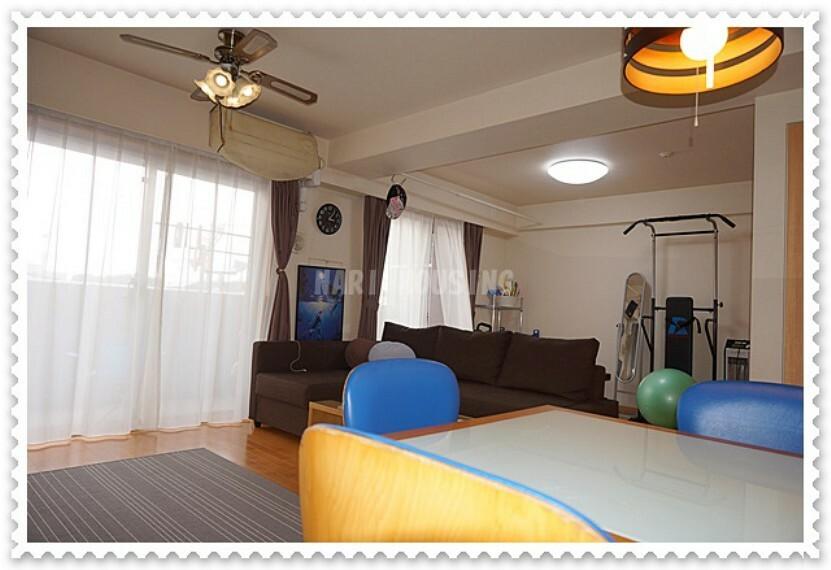 居間・リビング 家族と過ごす大切な空間