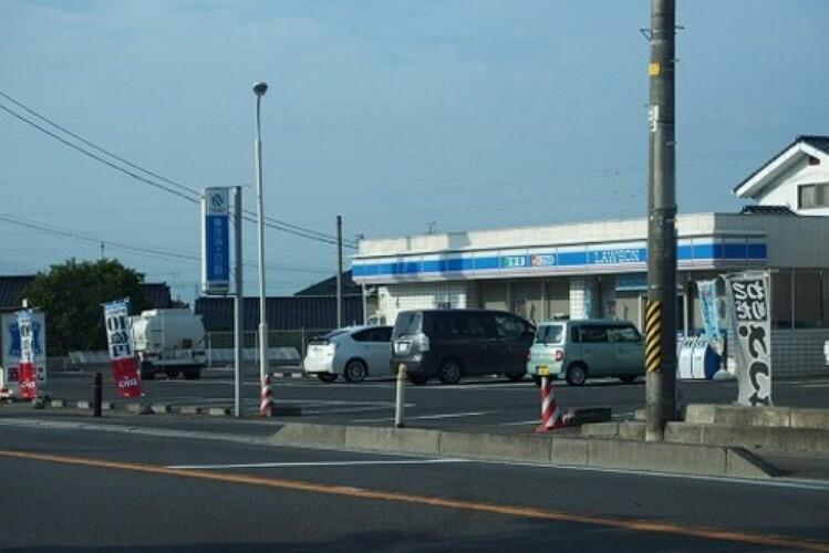 コンビニ ローソン 亘理吉田店 徒歩6分(約430m)