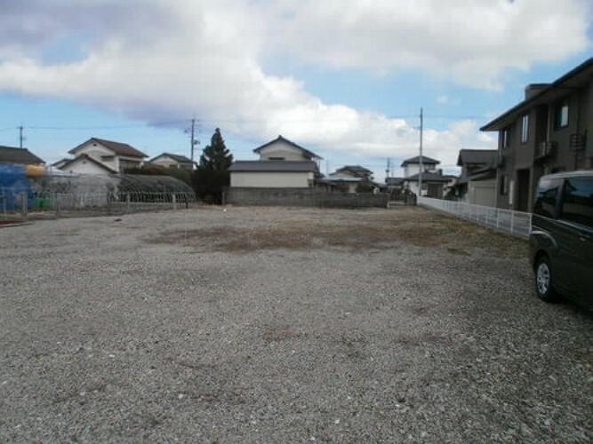 現況写真 JR常磐線「亘理」駅より徒歩圏内の売地のご紹介です。