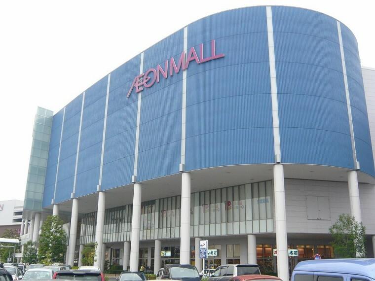 ショッピングセンター 【ショッピングセンター】イオンモールむさし村山まで908m