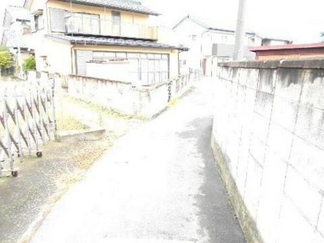 現況写真 JR高崎線「新町」駅徒歩利用できる場所にございます(「新町」駅より徒歩約12分)。