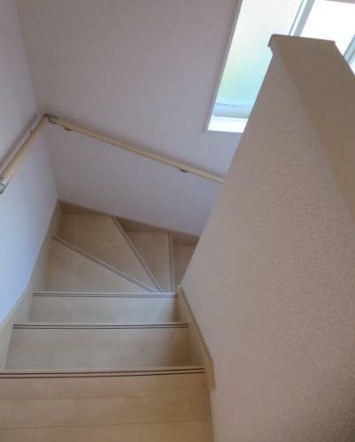階段から廊下