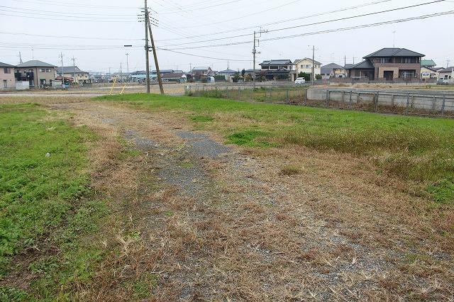 現況写真 東南より(2017年11月撮影)