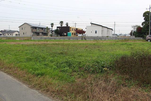 現況写真 南西より(2017年11月撮影)