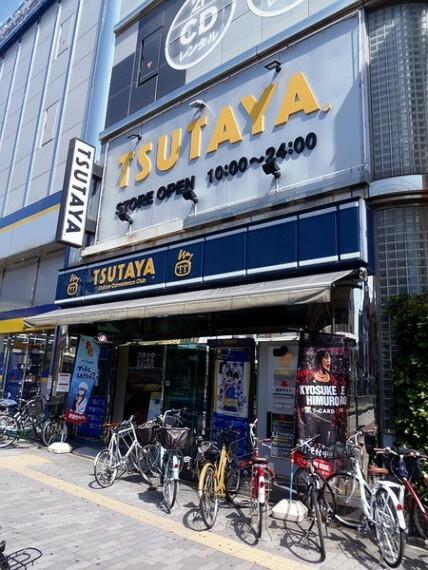 ショッピングセンター TSUTAYA大正駅前店