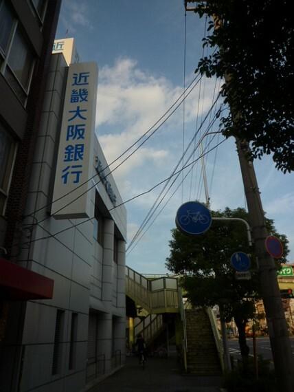 銀行 近畿大阪銀行大正通支店