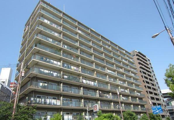 外観写真 1983年11月築 鉄骨鉄筋コンクリート造15階建7階部分 南西向