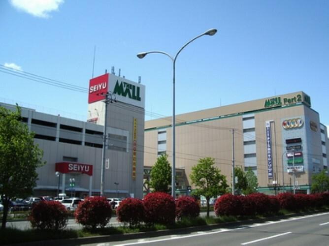 ショッピングセンター ザ・モール仙台長町 徒歩19分