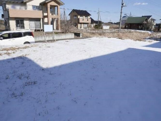 現況写真 笠間市大古山 建築条件無し売地 区画Gです。
