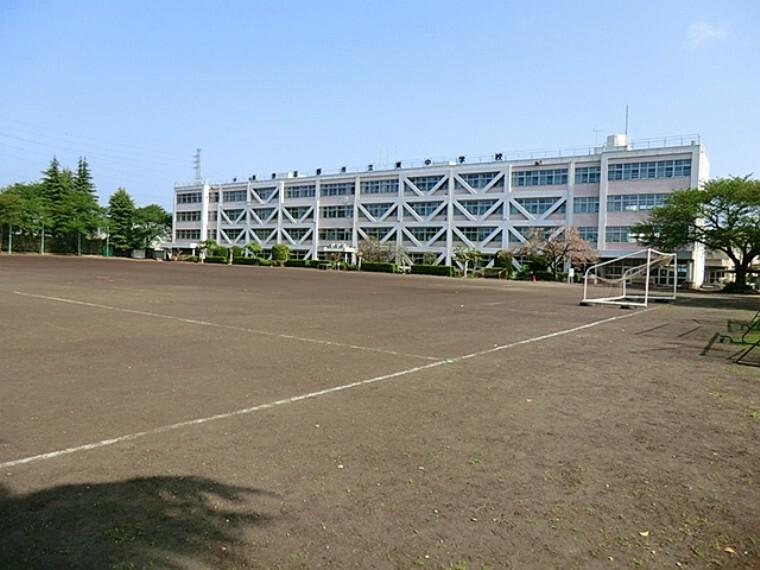中学校 東中学校