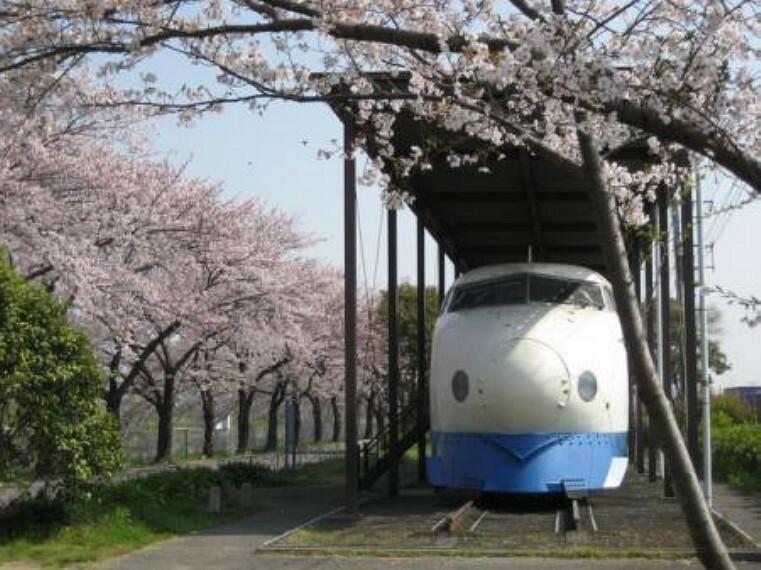 公園 新幹線公園