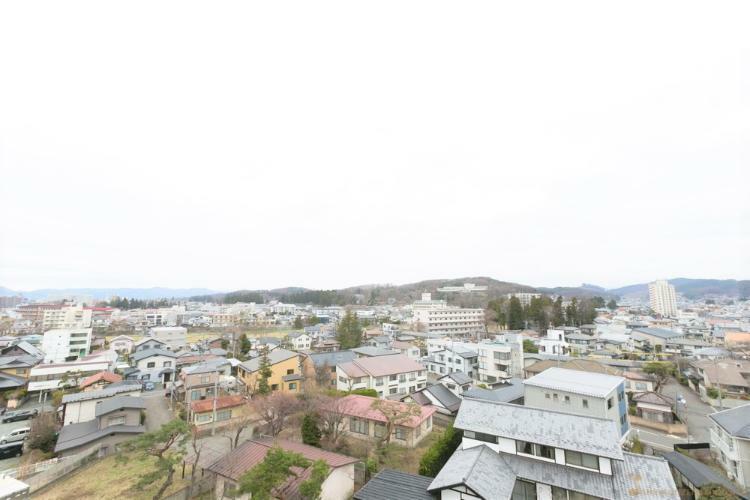 眺望 住戸からの眺望 *同タイプ7階写真