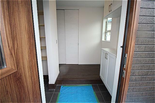 玄関 入口玄関部分撮影(平成30年3月)撮影