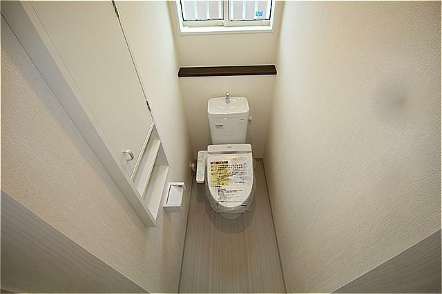 トイレ 1Fトイレ部分撮影(平成30年3月)撮影