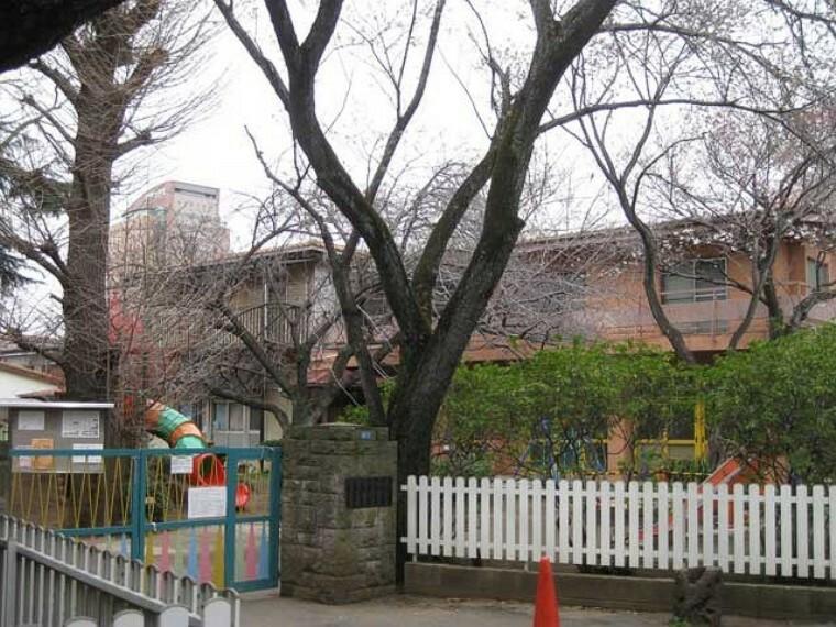 周辺環境 真間山幼稚園