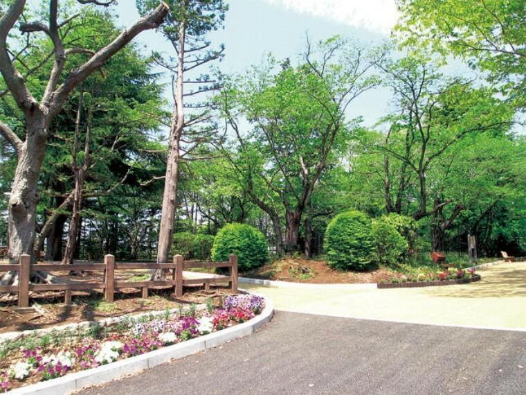 公園 須和田公園