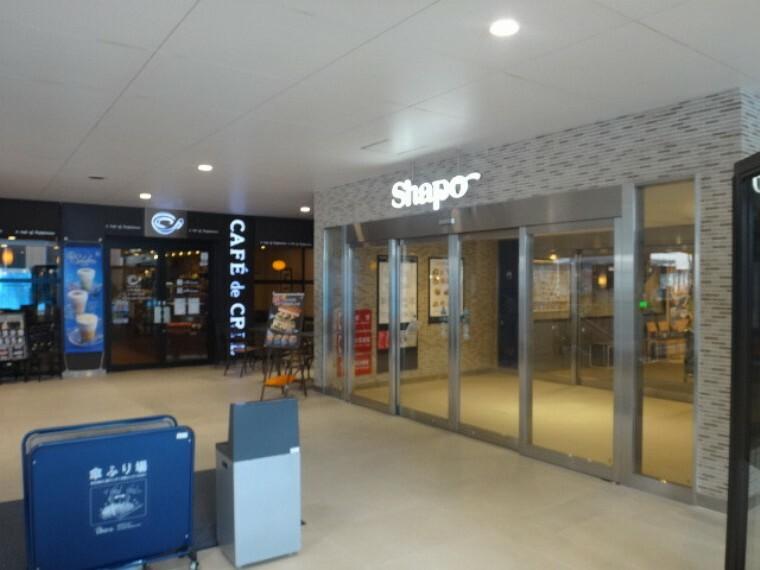 ショッピングセンター シャポー市川