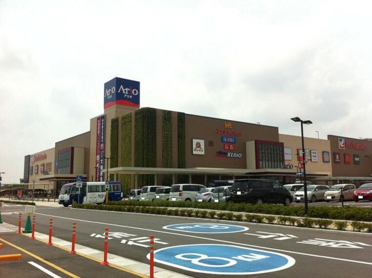 ショッピングセンター アリオ鷲宮 アリオ鷲宮 徒歩15分