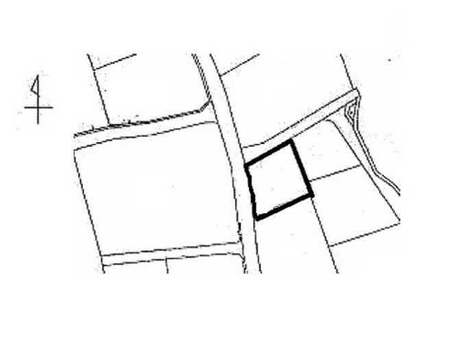 区画図 区画図です。敷地面積は約80坪ございます。