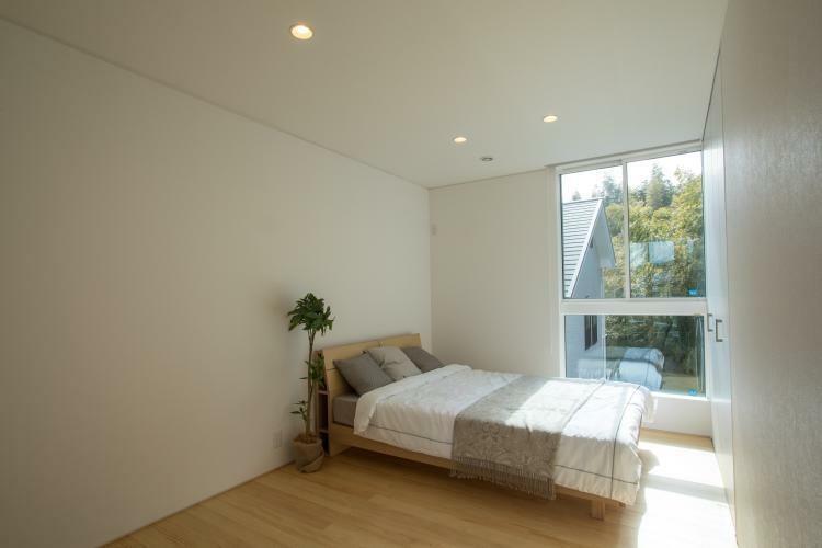 参考プラン完成予想図 モデルハウス 建築家監修の洗練されたデザインと、コンパクトながらも豊かな空間のお部屋です!