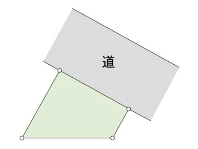 区画図 間取図