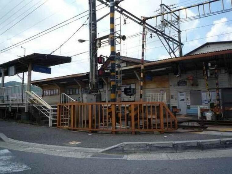 京阪電気鉄道石坂線 唐橋前駅