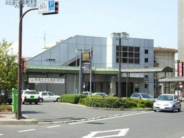 東海道本線 瀬田駅