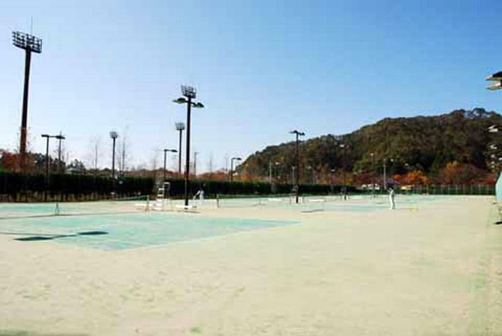 風越公園(テニスコート)