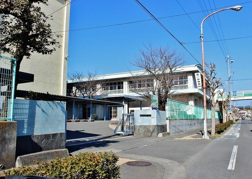 中学校 清水第一中学校