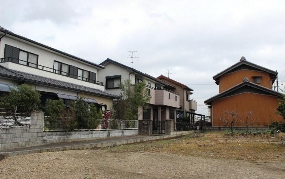 外観写真 大和東幼稚園まで徒歩1分(約50m)