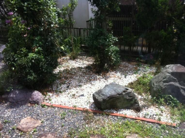 庭 由緒正しき日本庭園