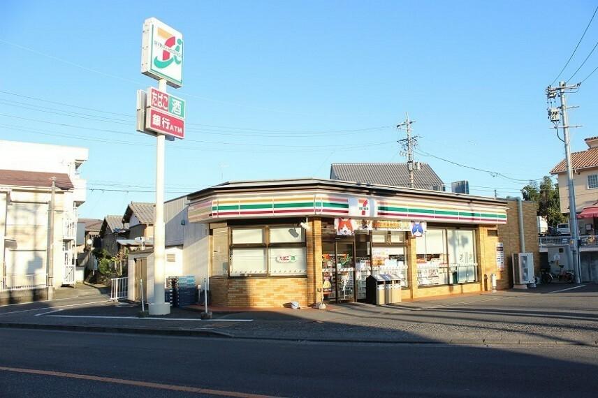 コンビニ セブンイレブン 清水草薙店