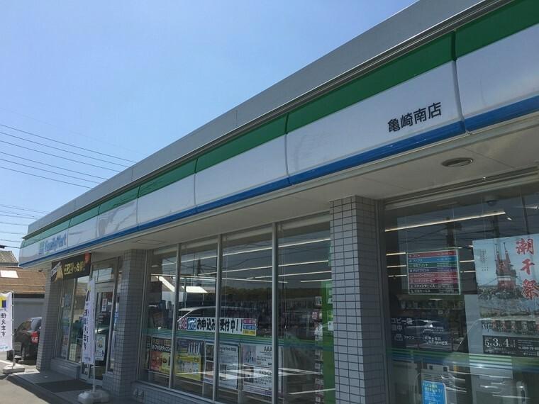 コンビニ ファミリーマート亀崎南店