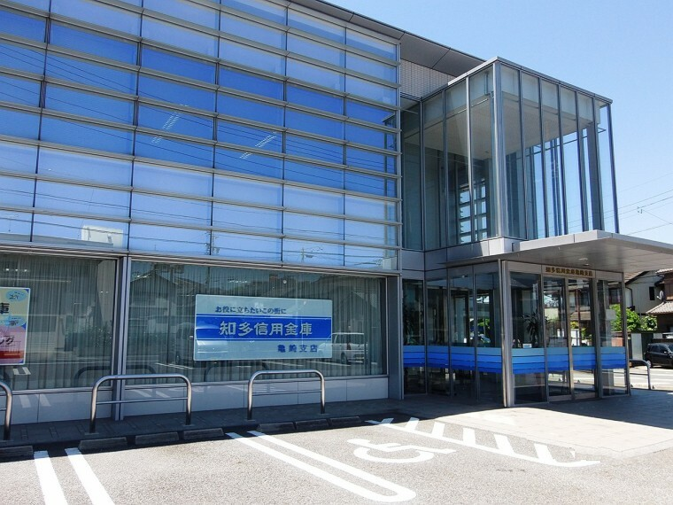 銀行 知多信用金庫亀崎支店