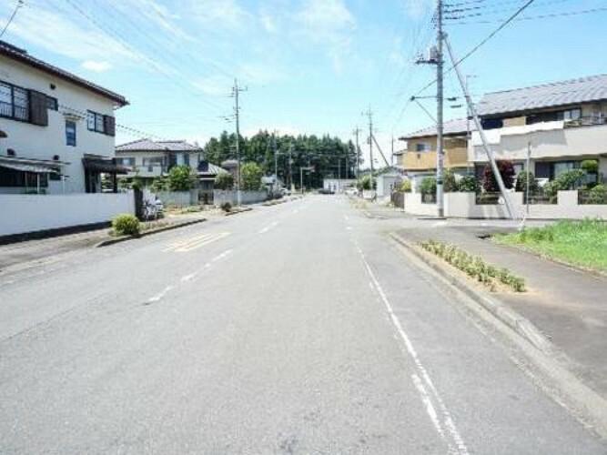 現況写真 JR常磐線「羽鳥」駅が最寄り駅です。