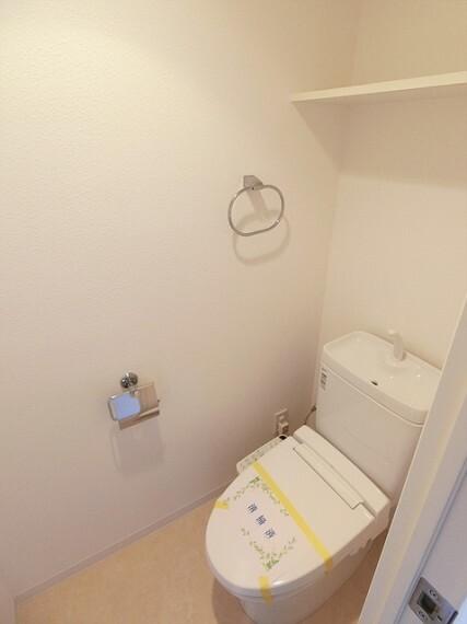 トイレ ウォシュレット付きトイレです!