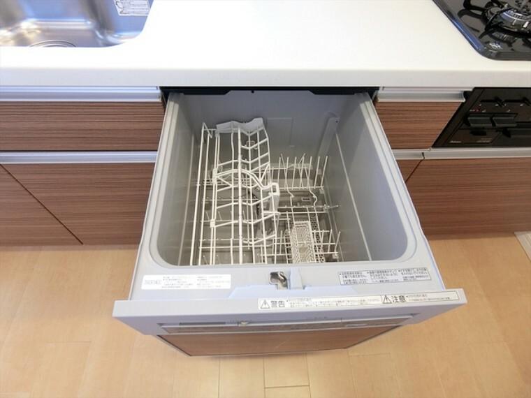 奥様に嬉しい食洗機付