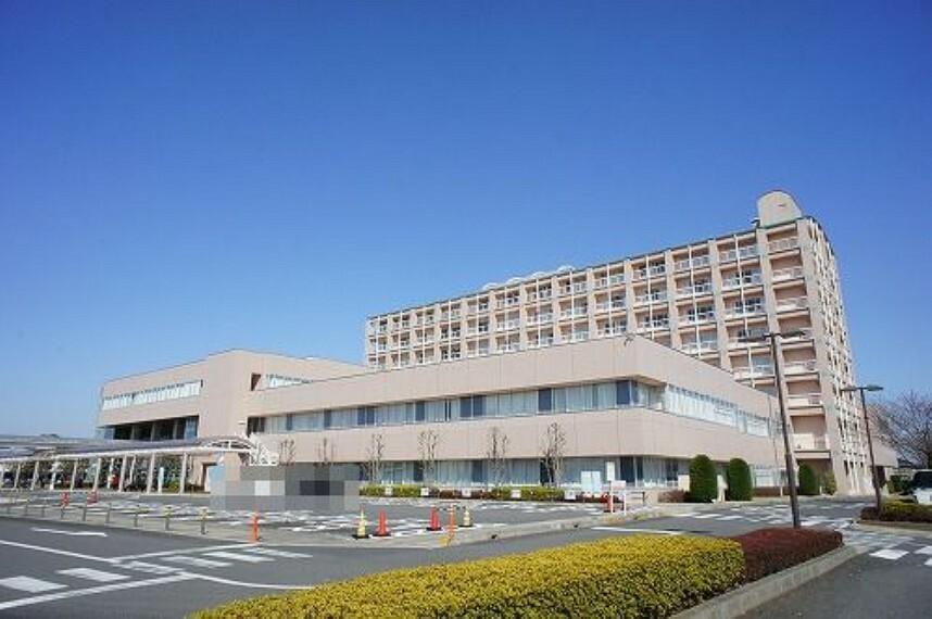 病院 【総合病院】佐野市民病院まで6678m